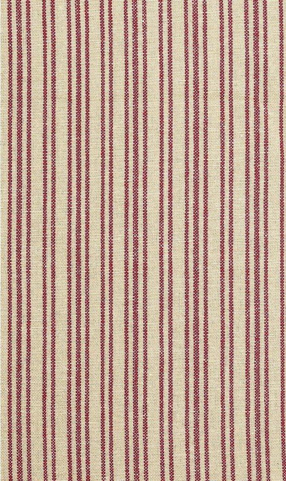 """Baumwoll-Webstoff """"Sand/Bordeaux"""" 140 cm breit (Meterware) online kaufen"""