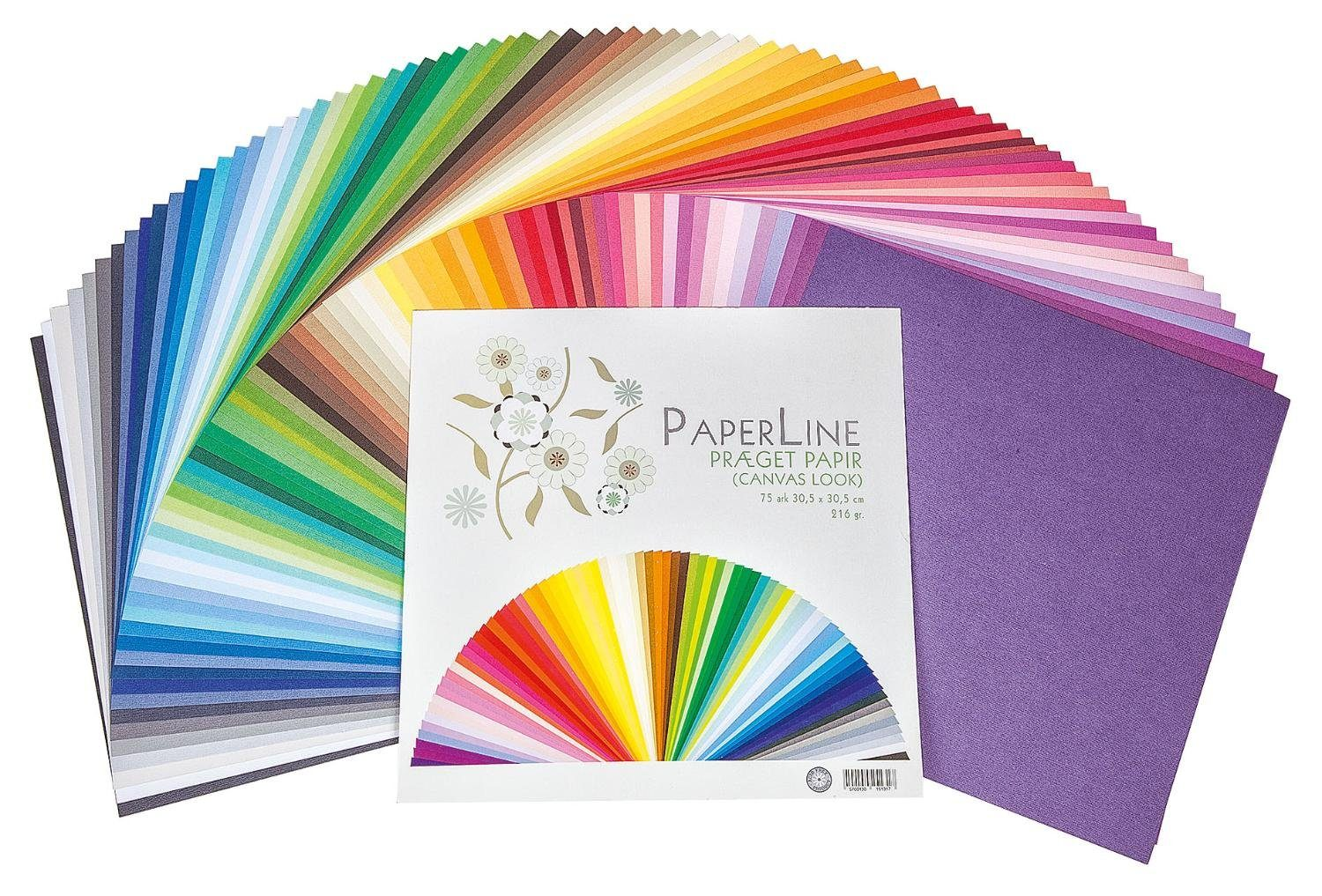 "Papier-Set ""Colorful"""