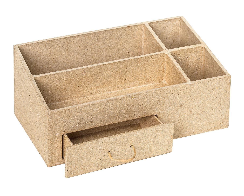décopatch Schreibtisch-Utensilienbox, MDF-Holz