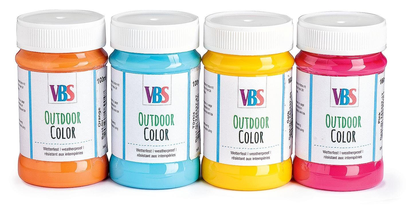 "VBS Outdoor-Color Farbset ""Spring"""