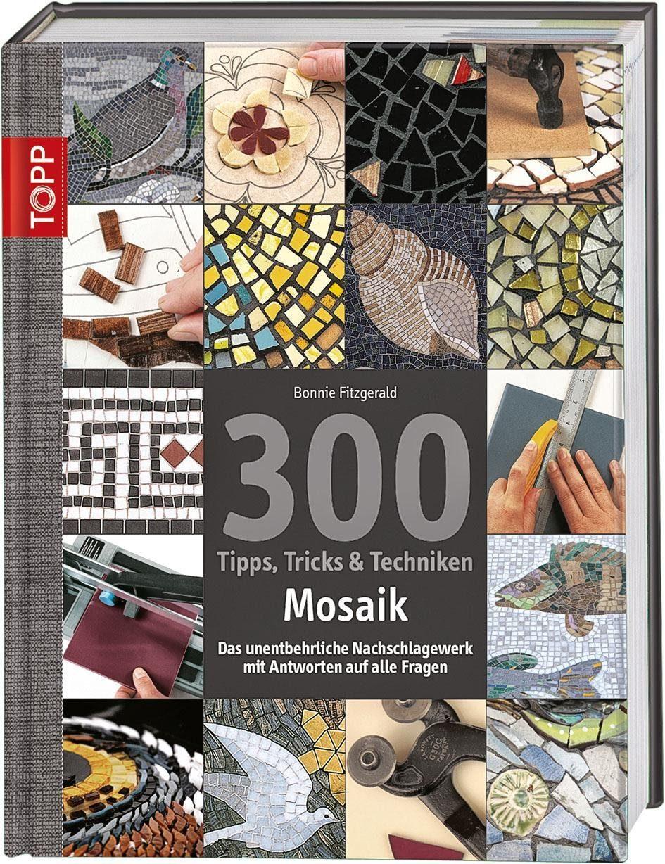"""Topp Buch """"Mosaik - 300 Tipps, Tricks & Techniken"""""""