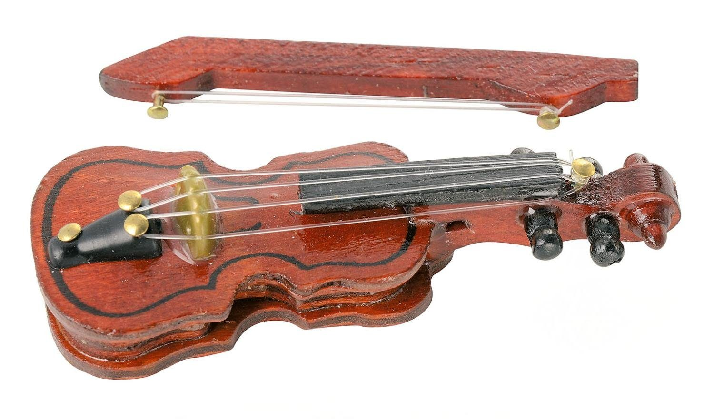 Violine mit Bogen