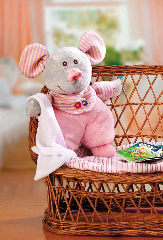 Kuscheltier Maus Tinky