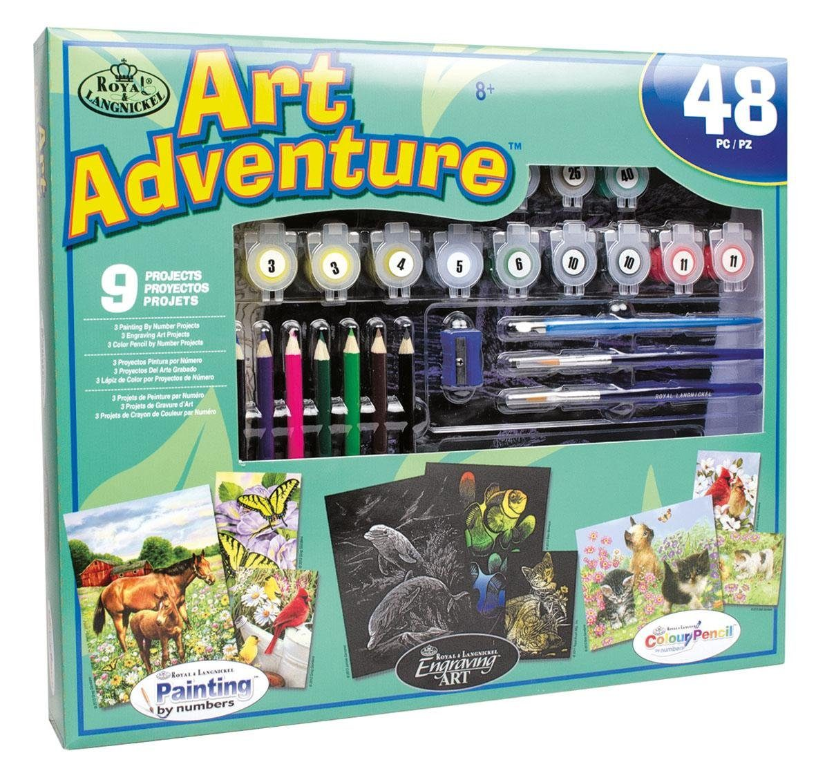 Art Adventure Value Set