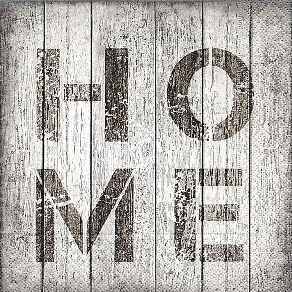 """Serviette """"Home"""""""