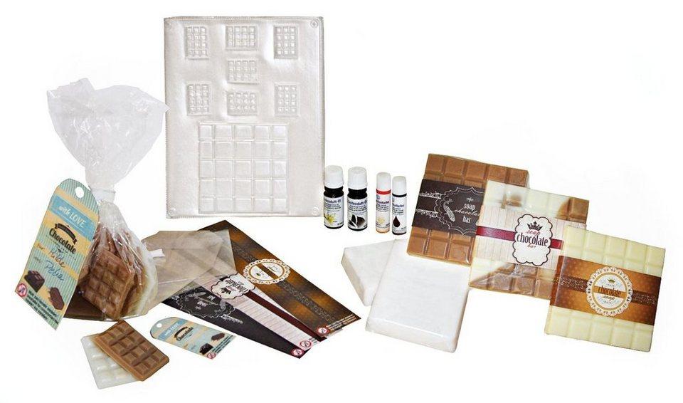 Schokoladen-Seifen-Set