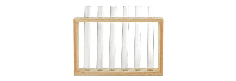 "VBS Vase Reagenzglashalter ""Cube"""