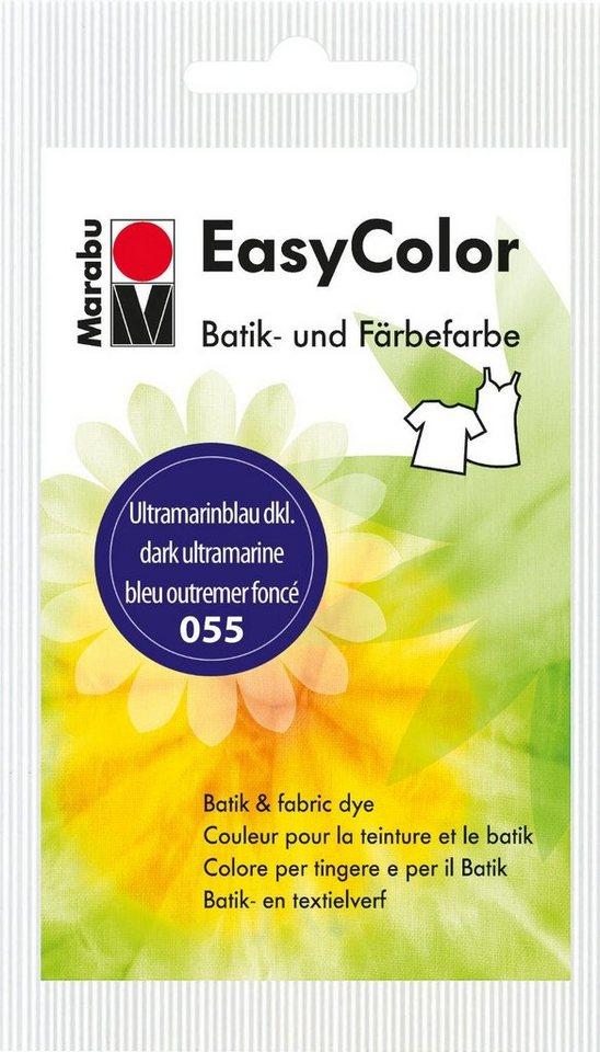 Marabu EasyColor , 25g in ultramarinbl