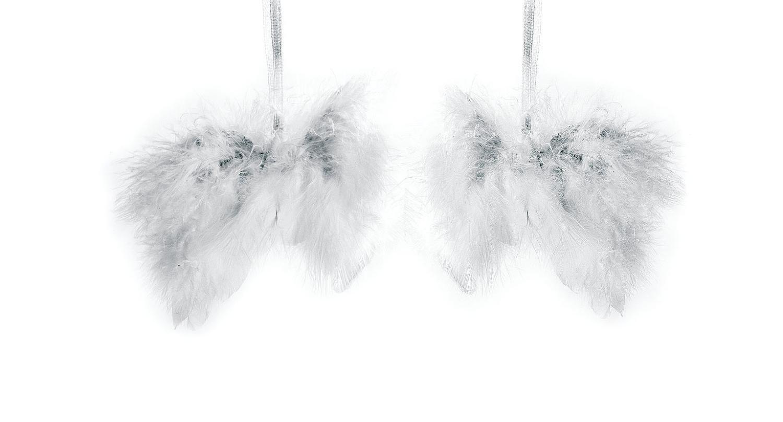 VBS Engelsflügel, 10 Stück | Dekoration > Figuren und Skulpturen > Engel | VBS