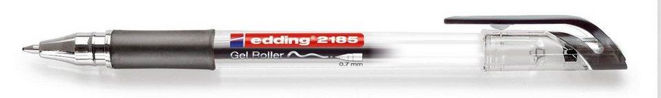 edding Gelroller, Spitze 0,7mm in Schwarz
