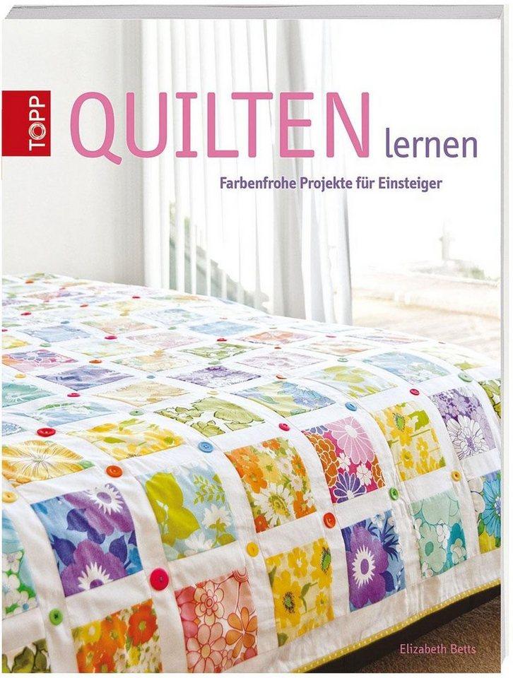 """Topp Buch """"Quilten lernen"""""""