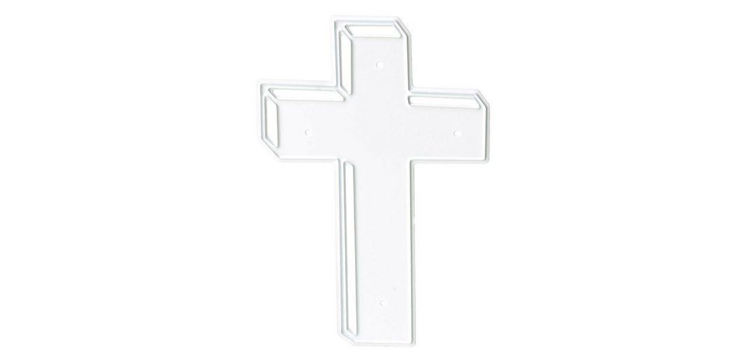 "Stanz- & Prägeschablone ""Kreuz"""
