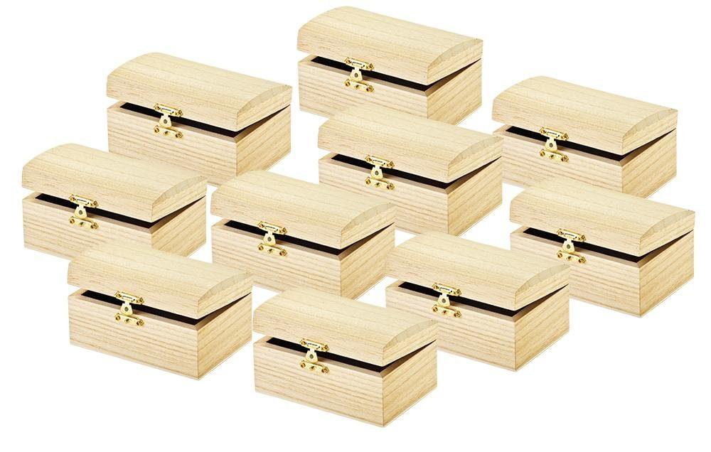 VBS Holztruhe, 10 Stück