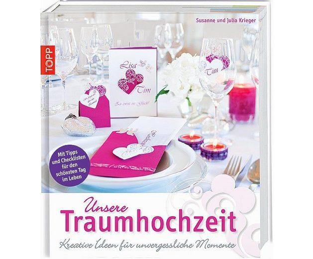 """Topp Buch """"Unsere Traumhochzeit"""""""