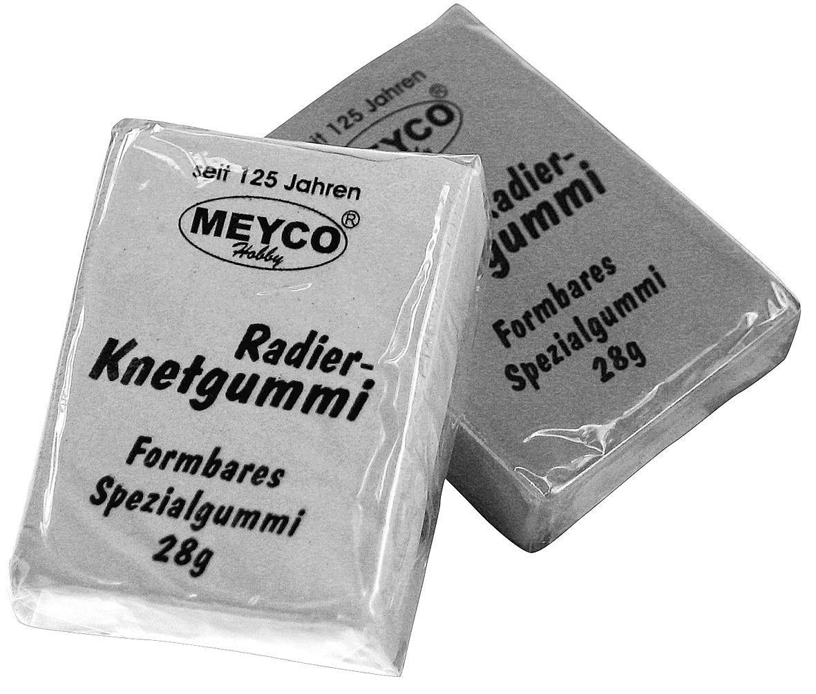 Radier-Knetgummi, 2er-Set