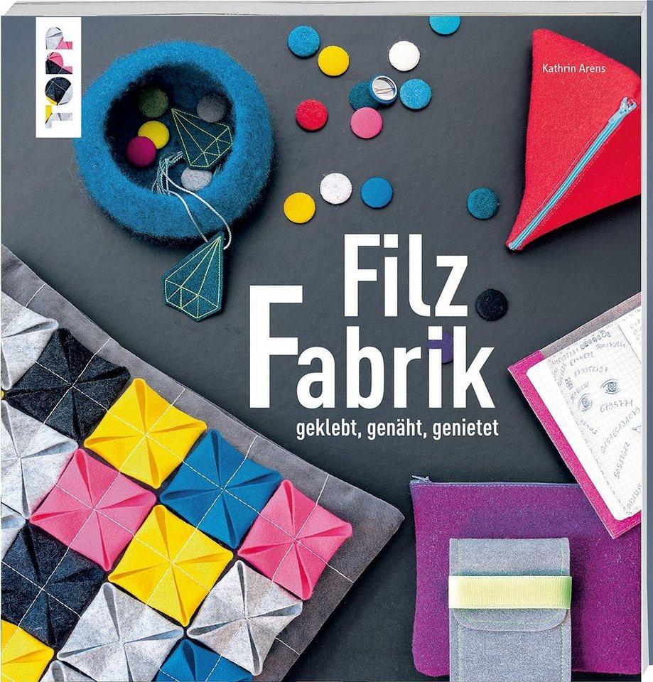 """Topp Buch """"Filz-Fabrik"""""""