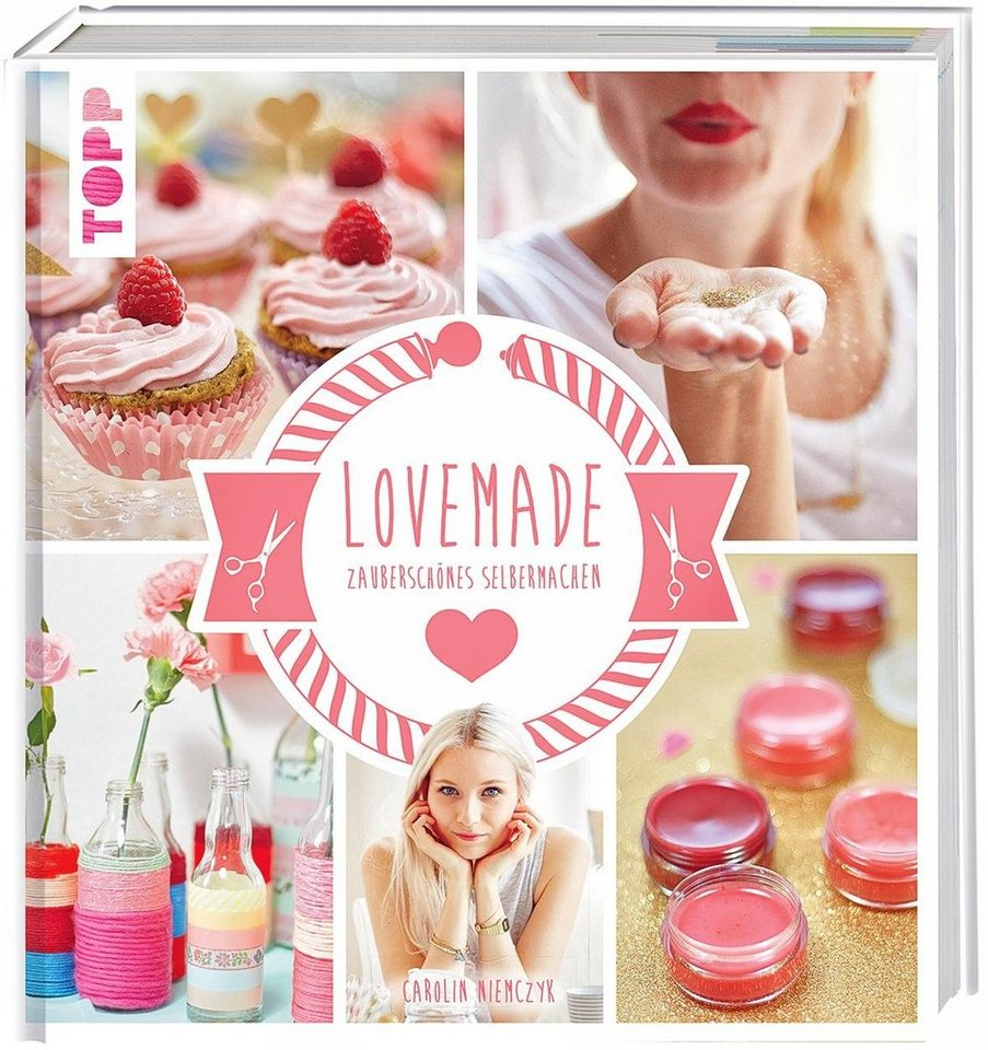 "Topp Buch ""Lovemade"""
