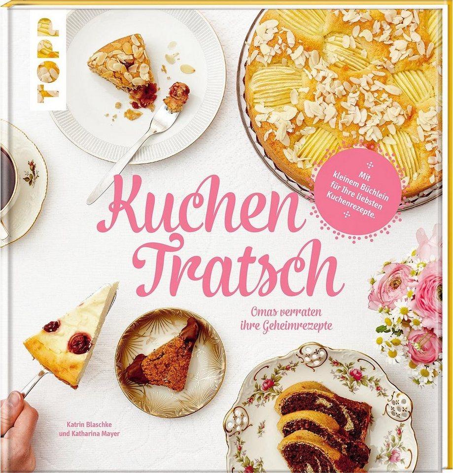 """Topp Buch """"Kuchentratsch"""""""