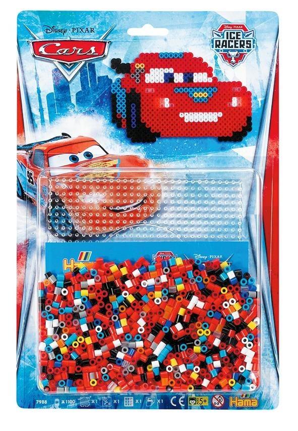 """Hama Bügelperlen Kreativ-Set """"Disney-Cars"""""""