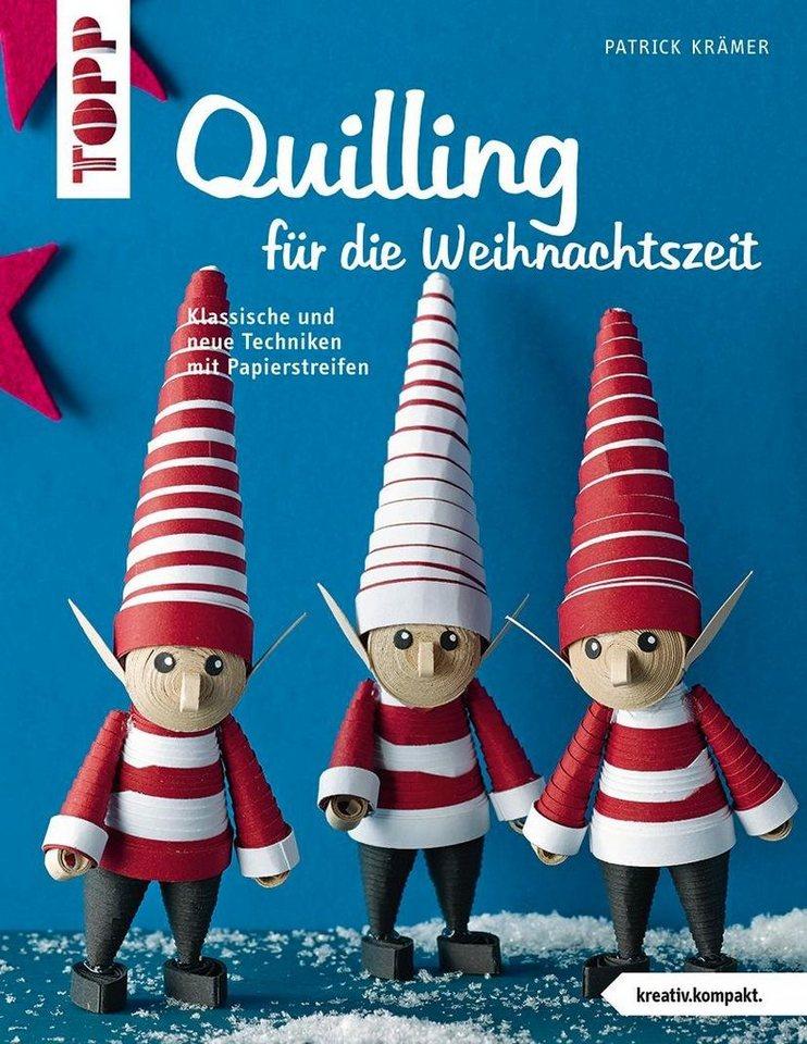 """Topp Buch """"Quilling für die Weihnachtszeit"""""""