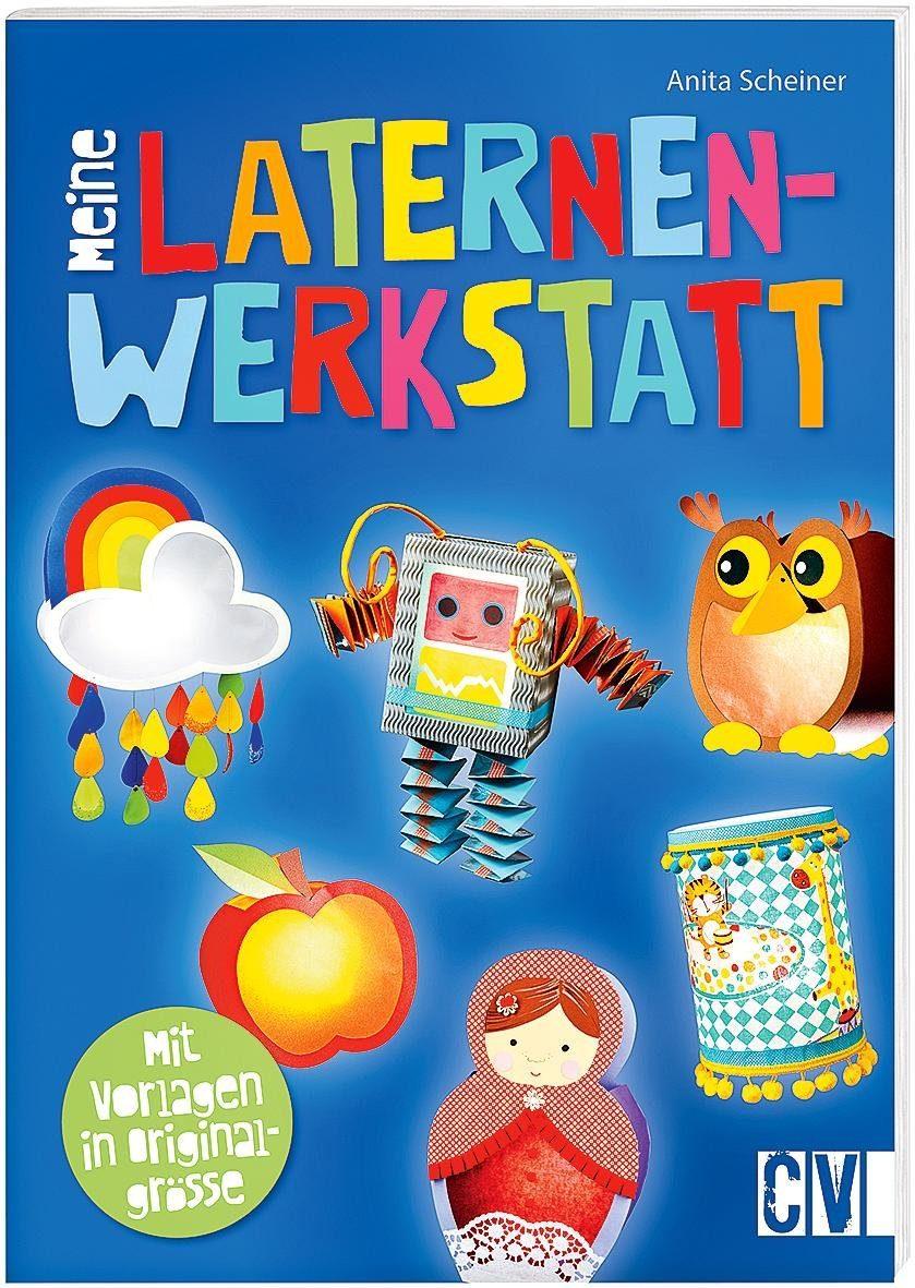 """Buch """"Meine Laternenwerkstatt"""""""