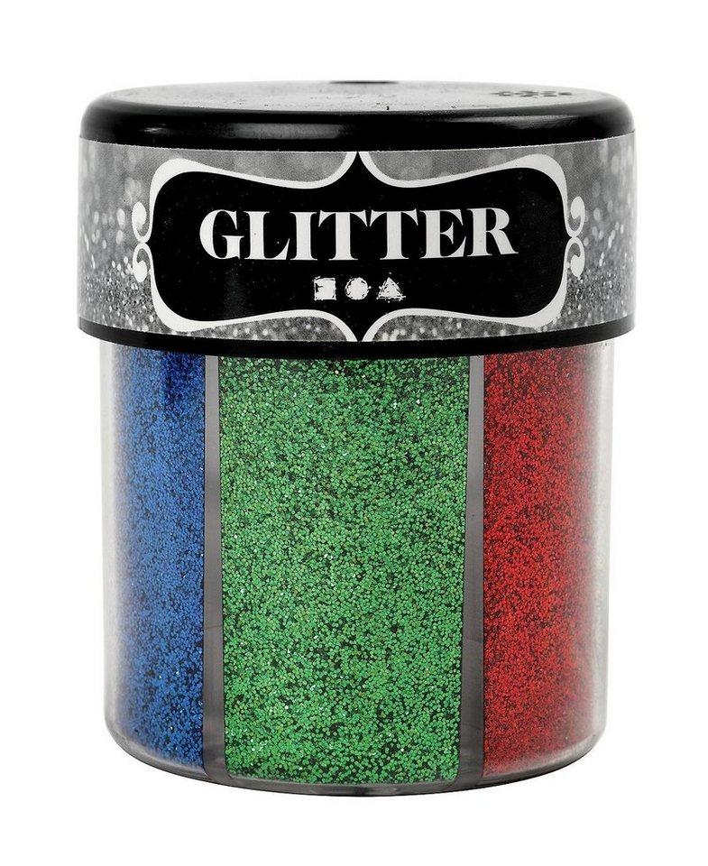 Glitter-Sortiment, 6x13g