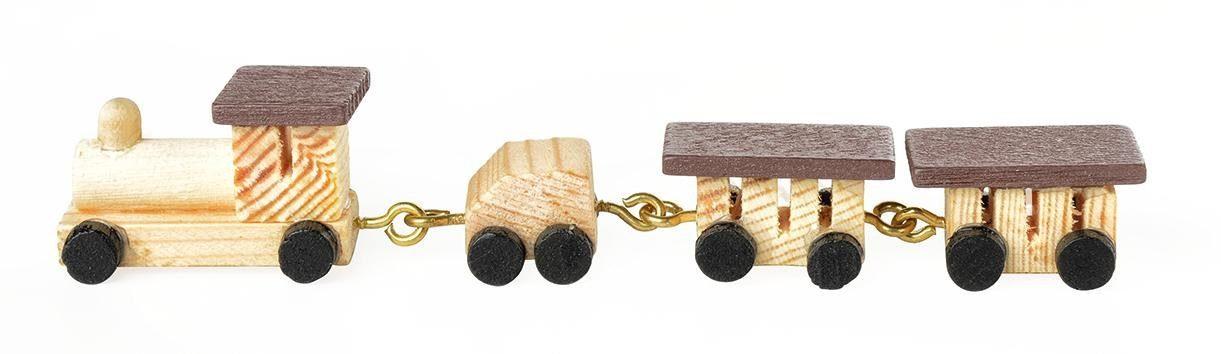 Mini-Holz-Zug