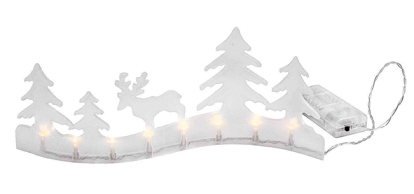 "VBS LED Silhouette ""Winterwald"""