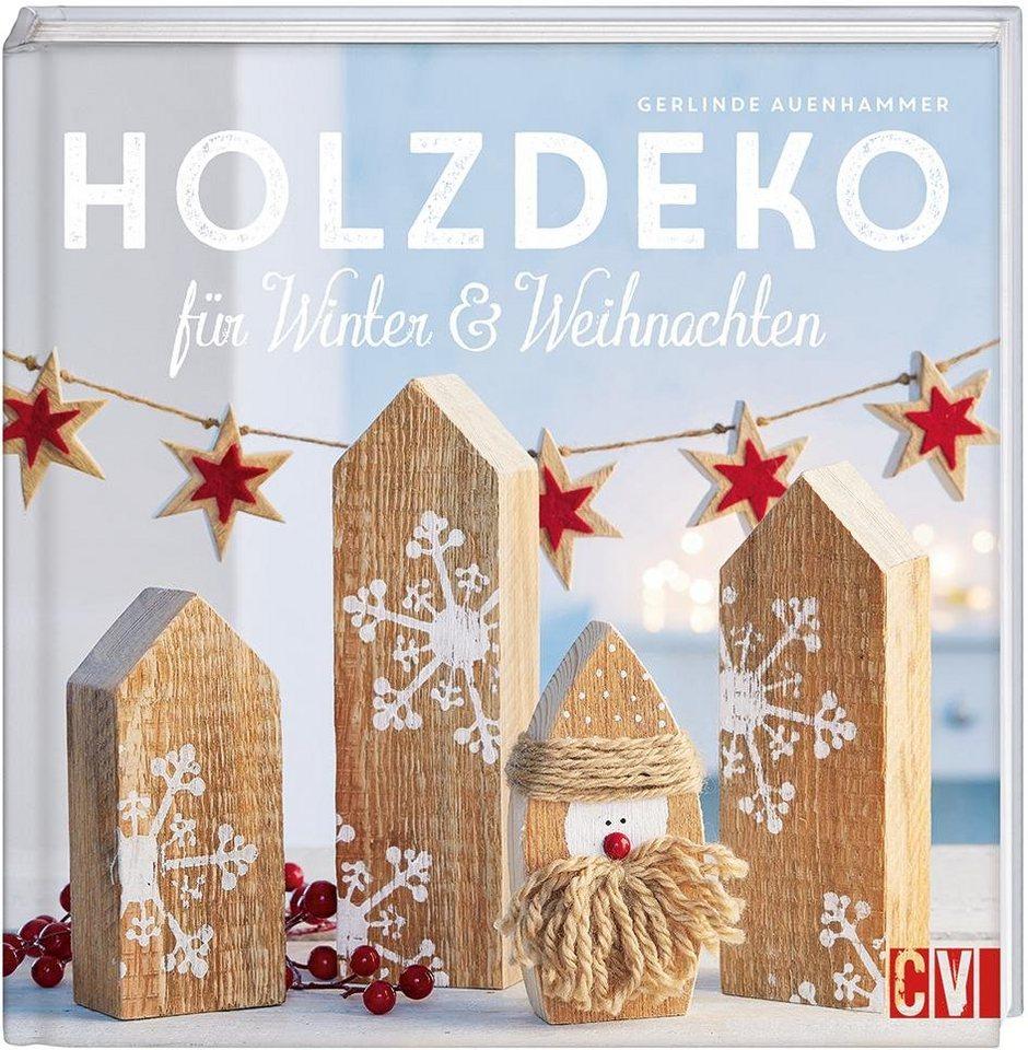 """Buch """"Holzdeko für Winter & Weihnachten"""""""