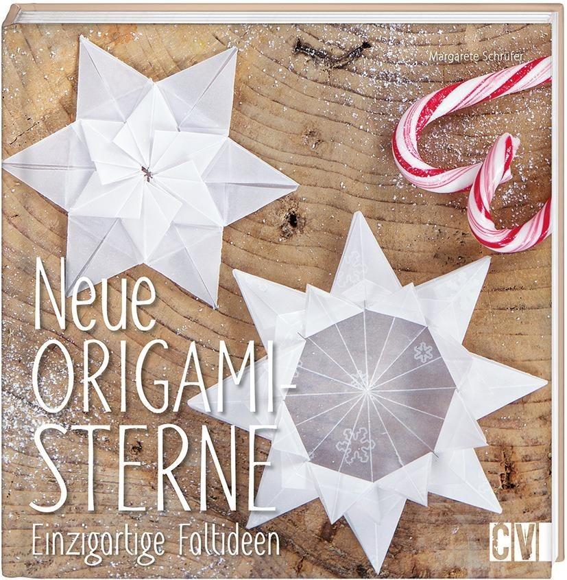 "Buch ""Neue Origami-Sterne"""