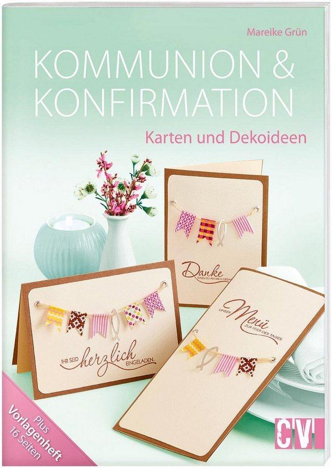"""Buch """"Kommunion & Konfirmation"""""""