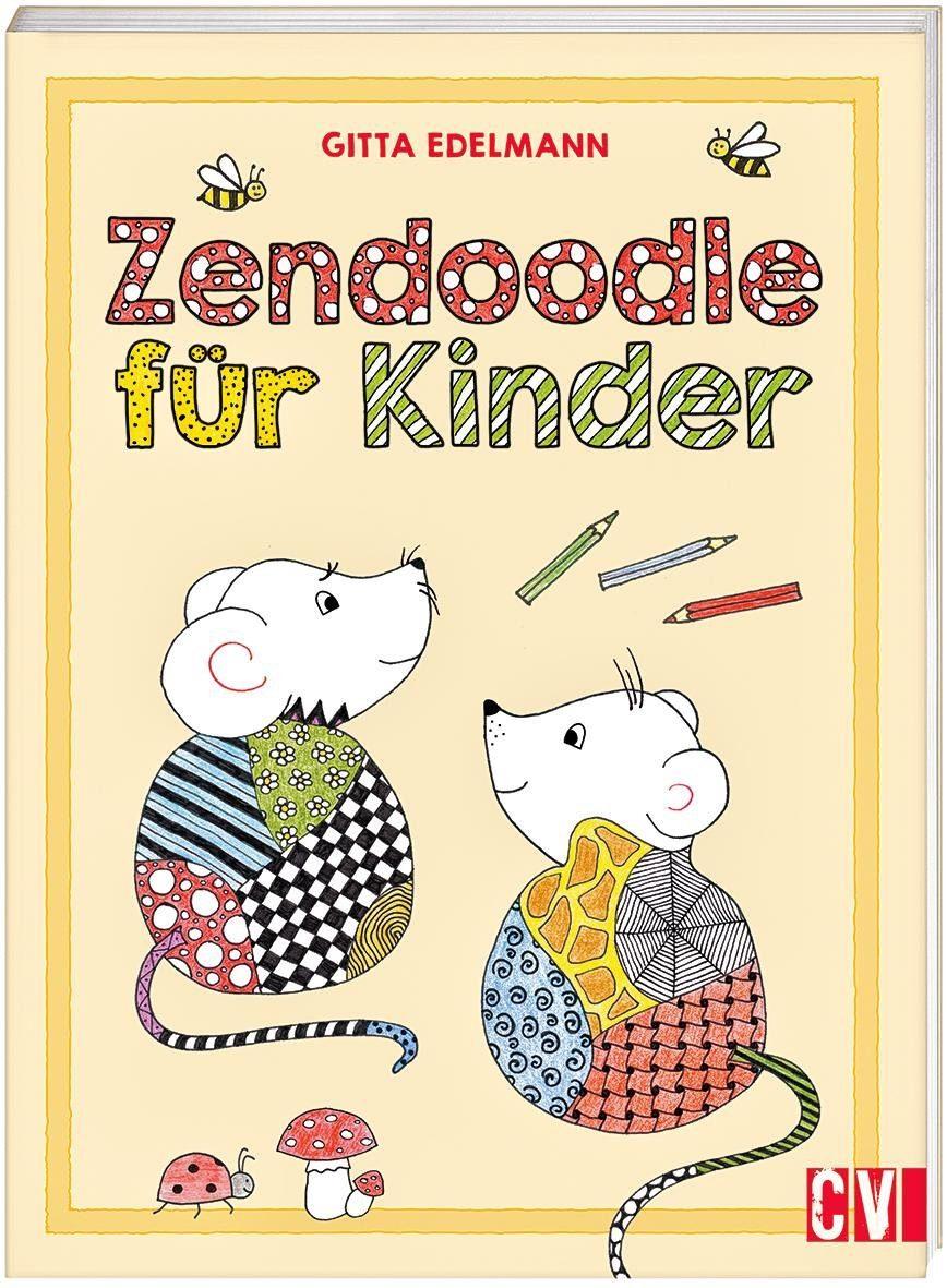 """Buch """"Zendoodle für Kinder"""""""
