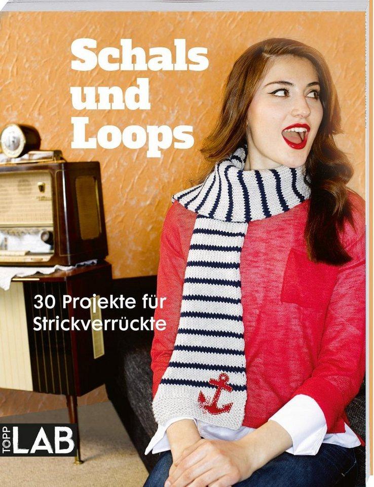 """Topp Buch """"Schals und Loops"""""""