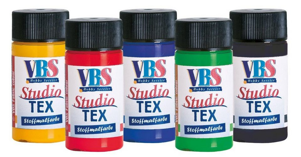 VBS Studio-Tex Stoffmalset
