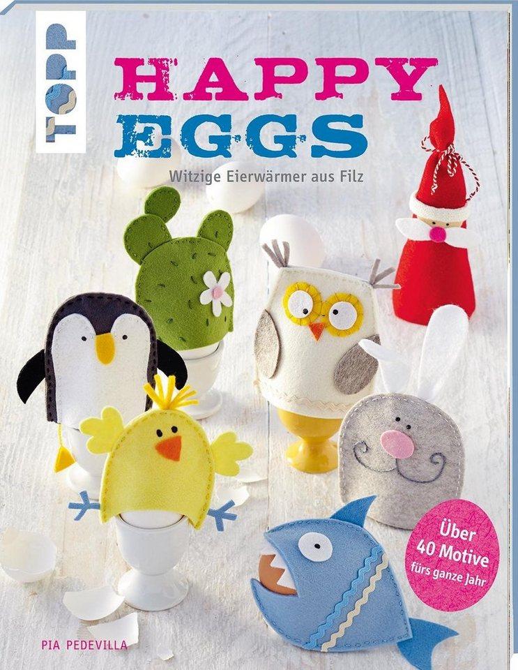 "Topp Buch ""Happy Eggs"""