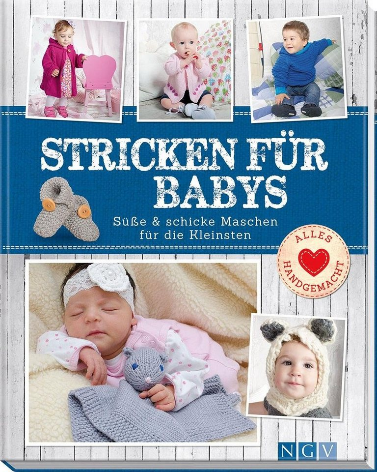"""Buch """"Stricken für Babys"""""""