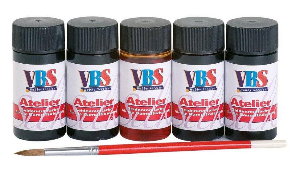 VBS Atelier Silk, 5er Set