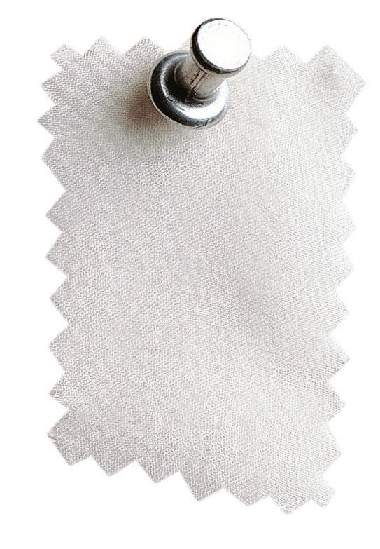Seiden Meterware, Chiffon 3,5, 90 cm breit
