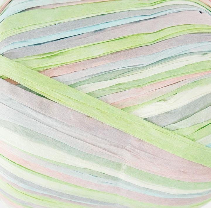 Papiergarn Creative Paper in Pastellmix