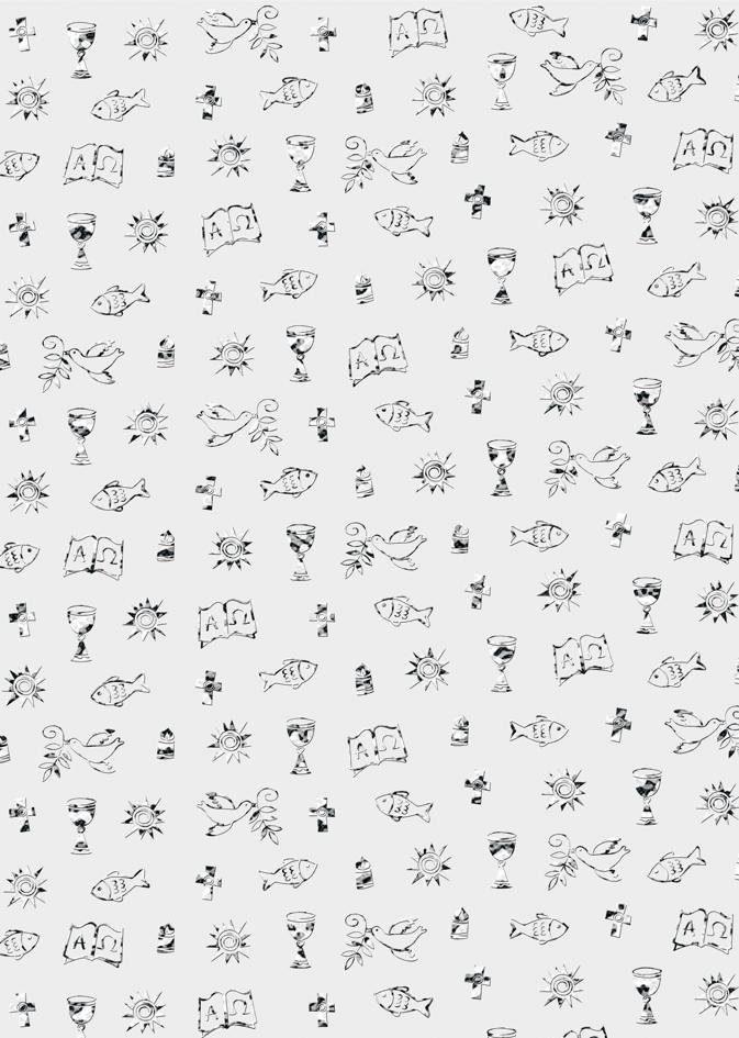"URSUS Transparentpapier ""Silver Style Symbole"""