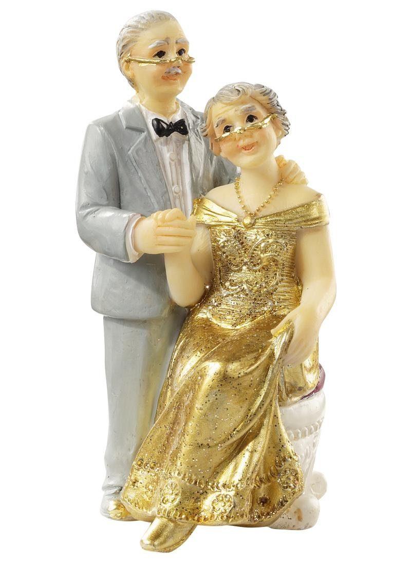 Goldpaar, ca. 7,5cm