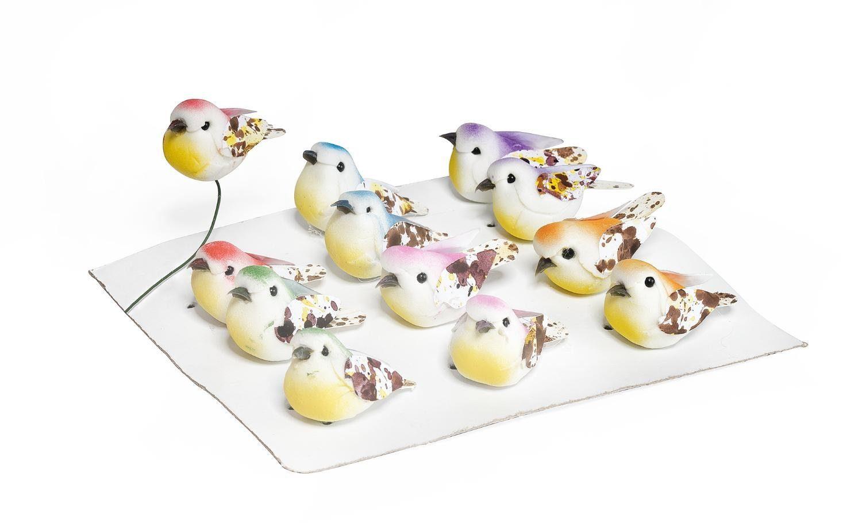 VBS 12 Mini-Vögel