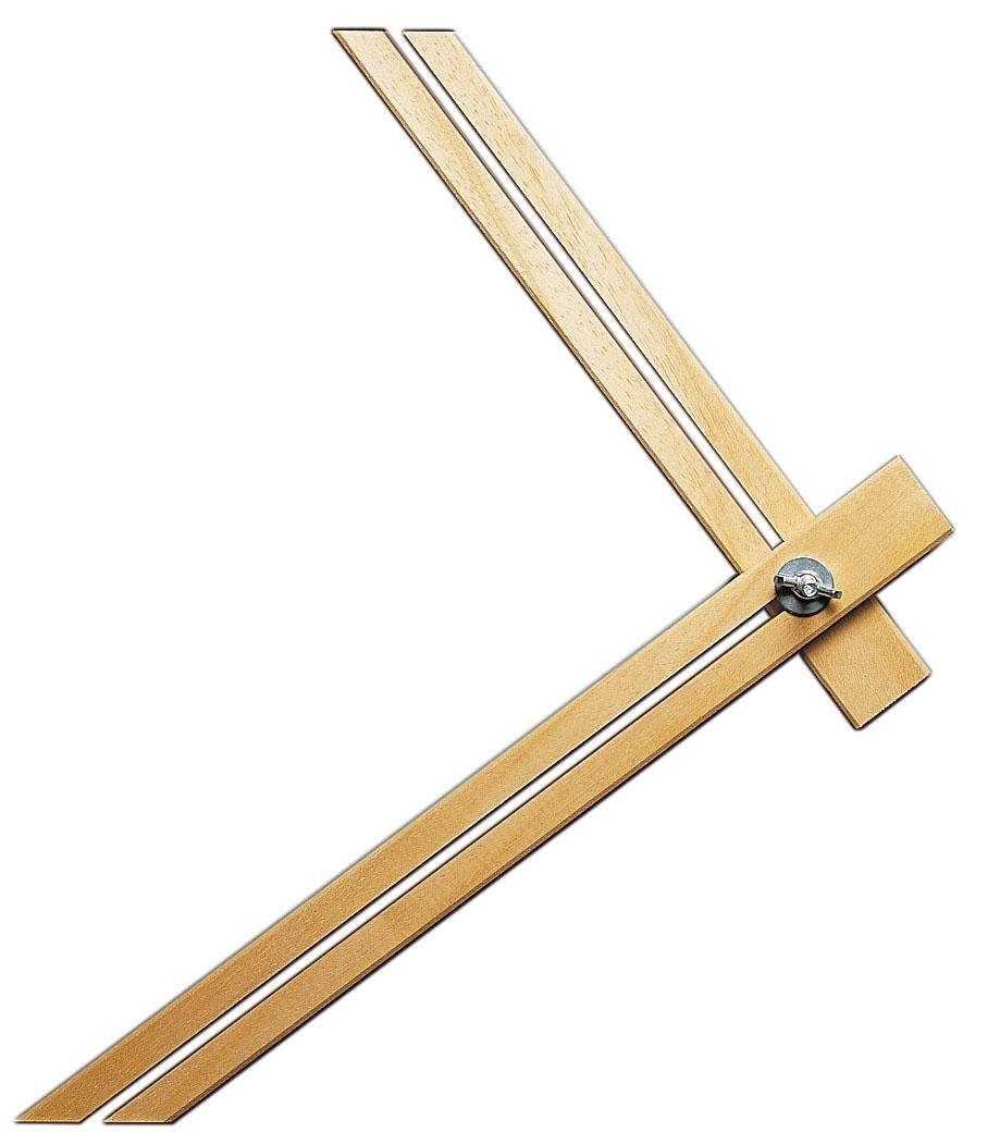 VBS Spannrahmen »Flach«, 106 cm