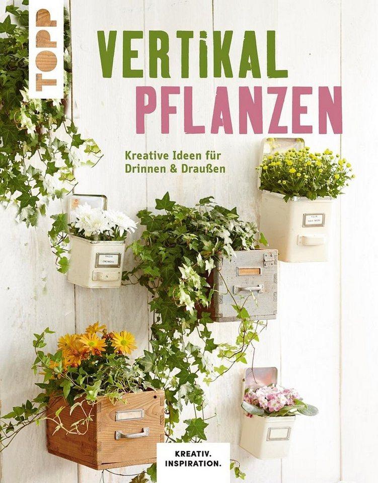 """Topp Buch """"Vertikal Pflanzen"""""""