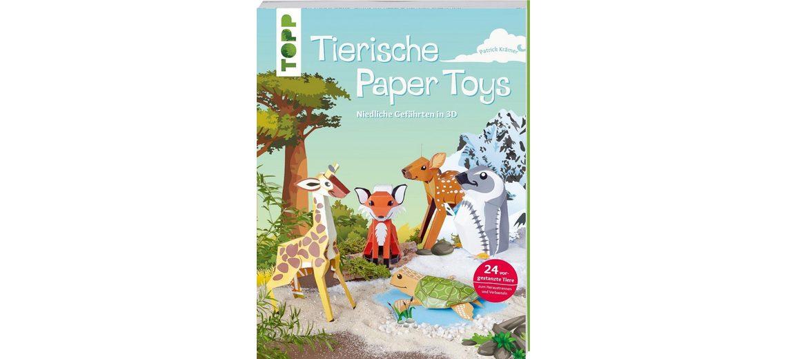 """Topp Buch """"Tierische Paper Toys"""""""