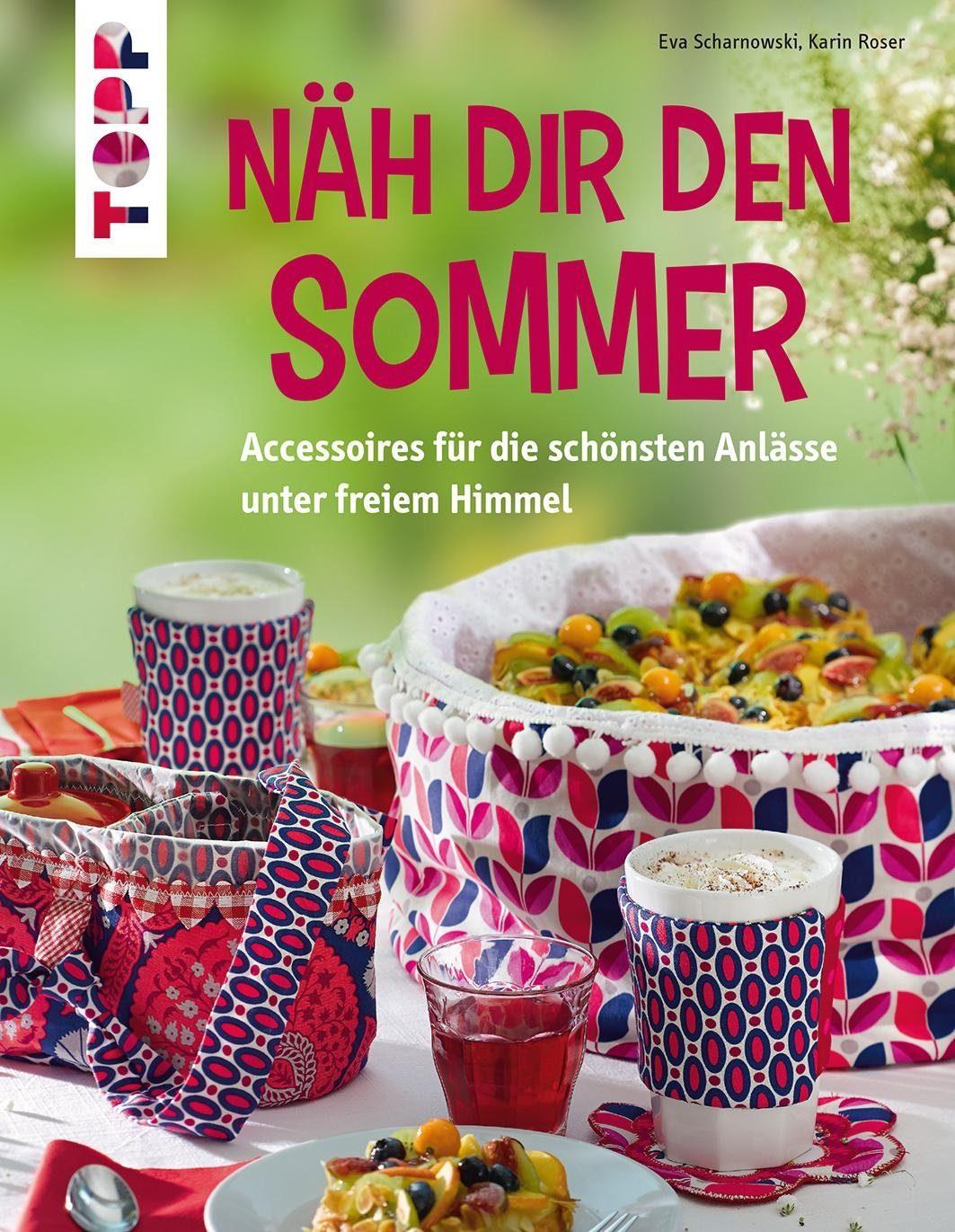 """Topp Buch """"Näh dir den Sommer"""""""