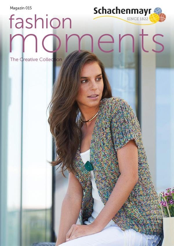 Schachenmayr Fashion Moments 015 Strickheft