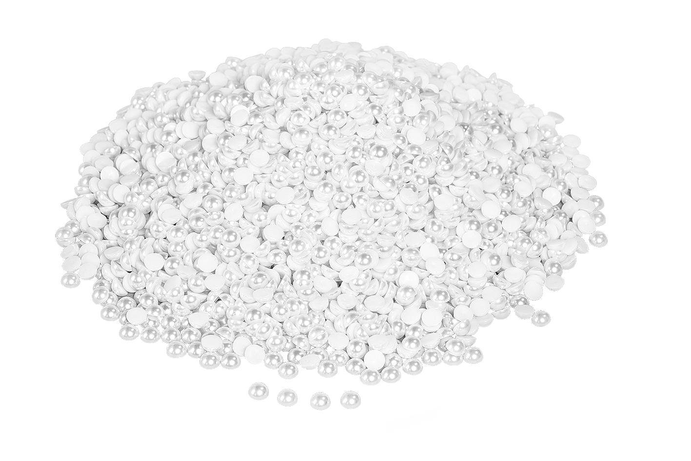 VBS Großhandelspackung 500 g Halbperlen