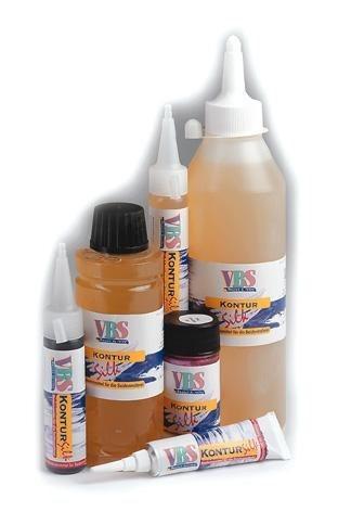 VBS Konturenmittel, 50 ml in schwarz