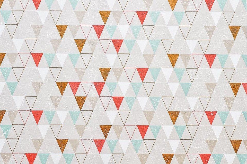 """Papier-Patch """"Dreieck"""""""